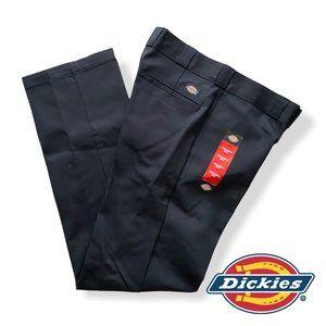 Dickies Men's Original 874 Work Pants Black, 30x32